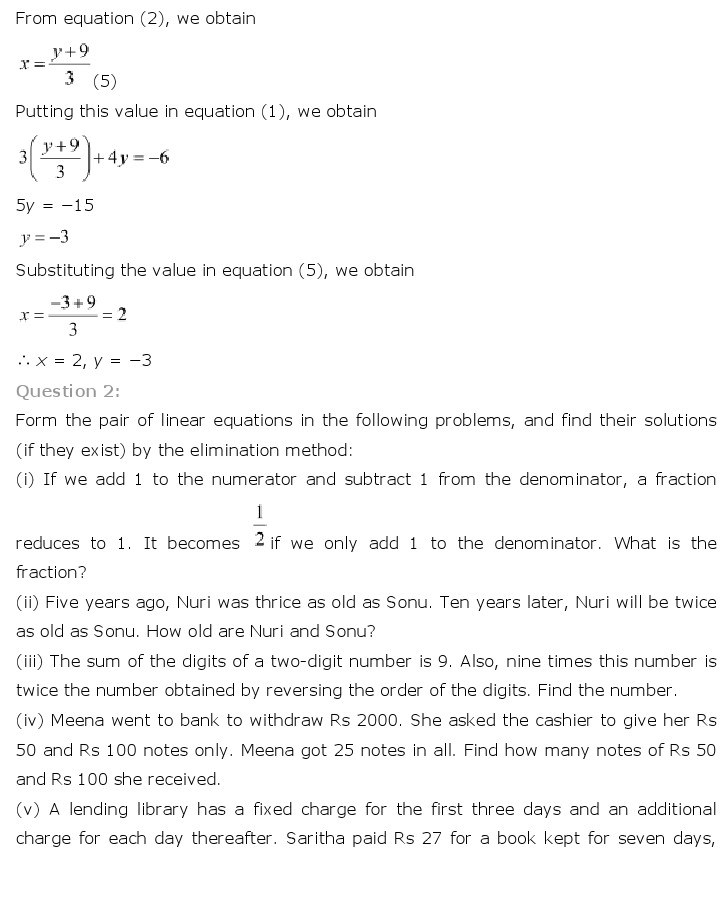 10th-Maths-Pair Of Linear Equations-34