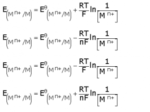 Nernst Equation Multiple Choice Questions for CBSE Class 12 Chemistry   Topperlearning