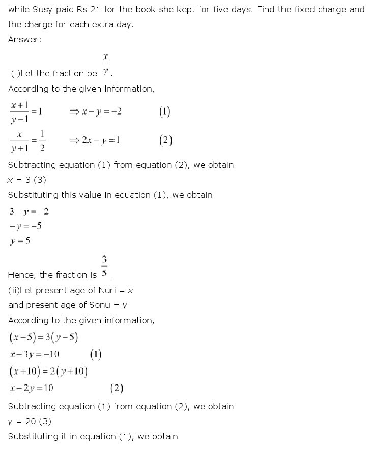10th-Maths-Pair Of Linear Equations-35