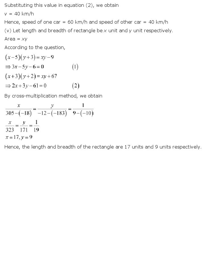 10th-Maths-Pair Of Linear Equations-46