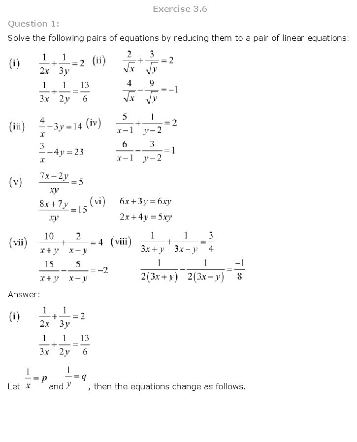 10th-Maths-Pair Of Linear Equations-47