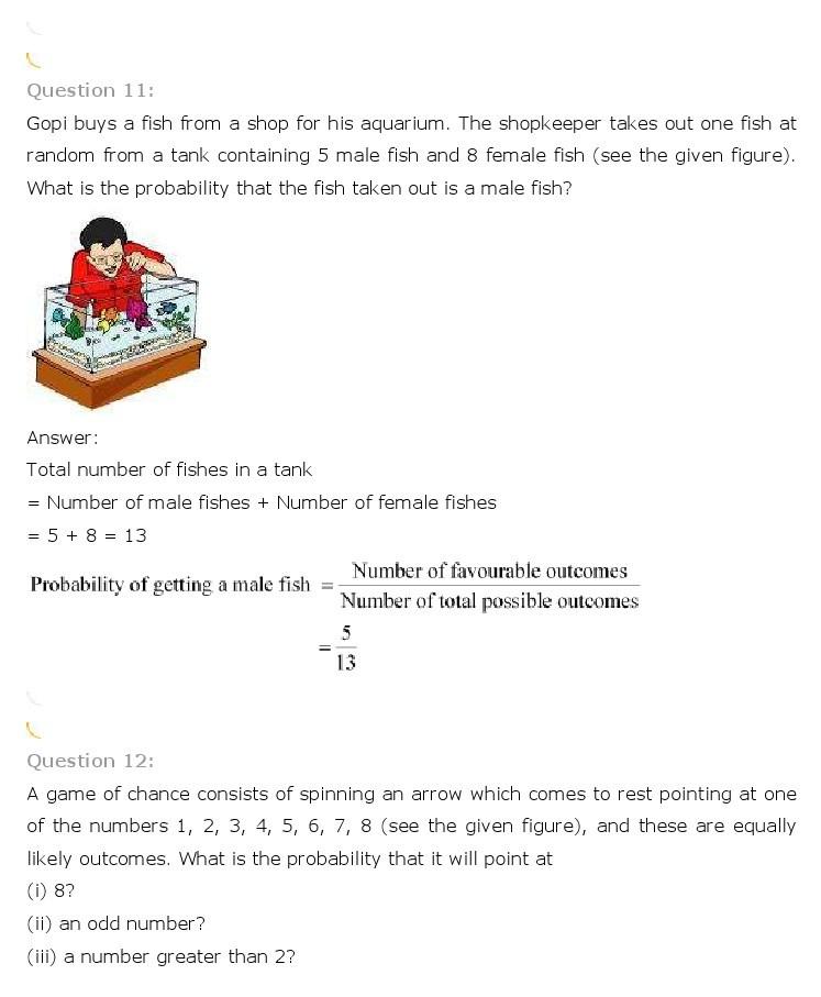 10th, Maths, Probability 6