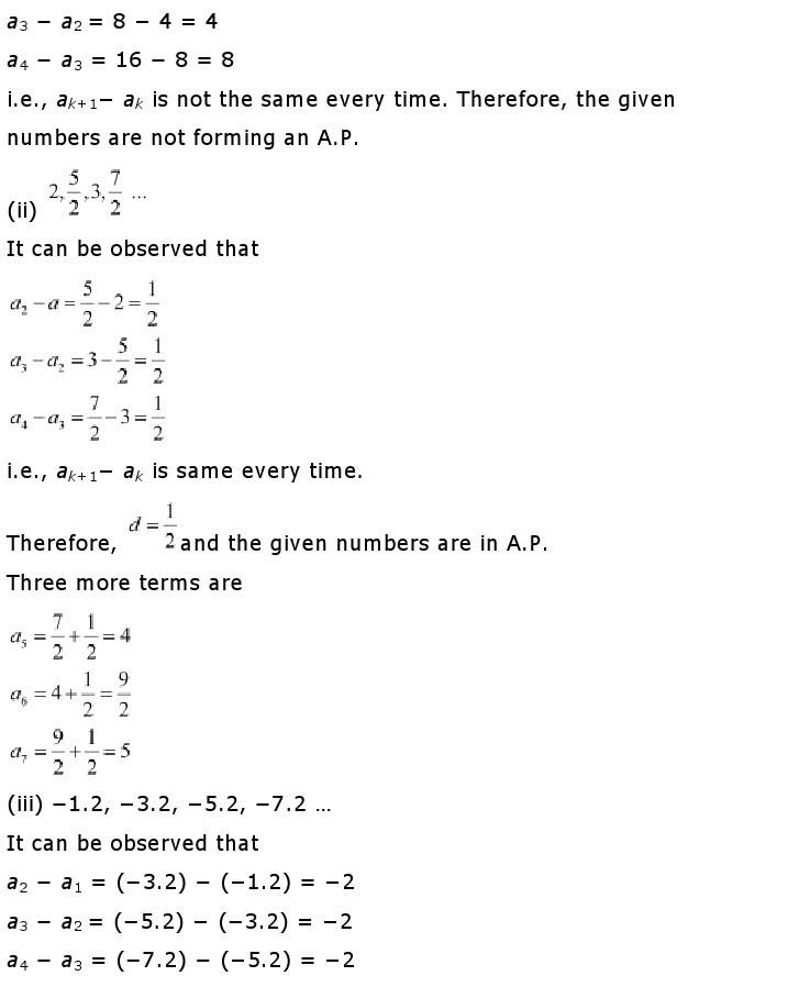 10th, Maths, Quadratic Equations 10