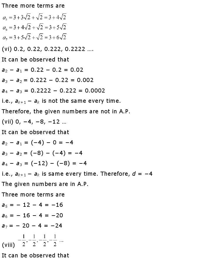 10th, Maths, Quadratic Equations 12