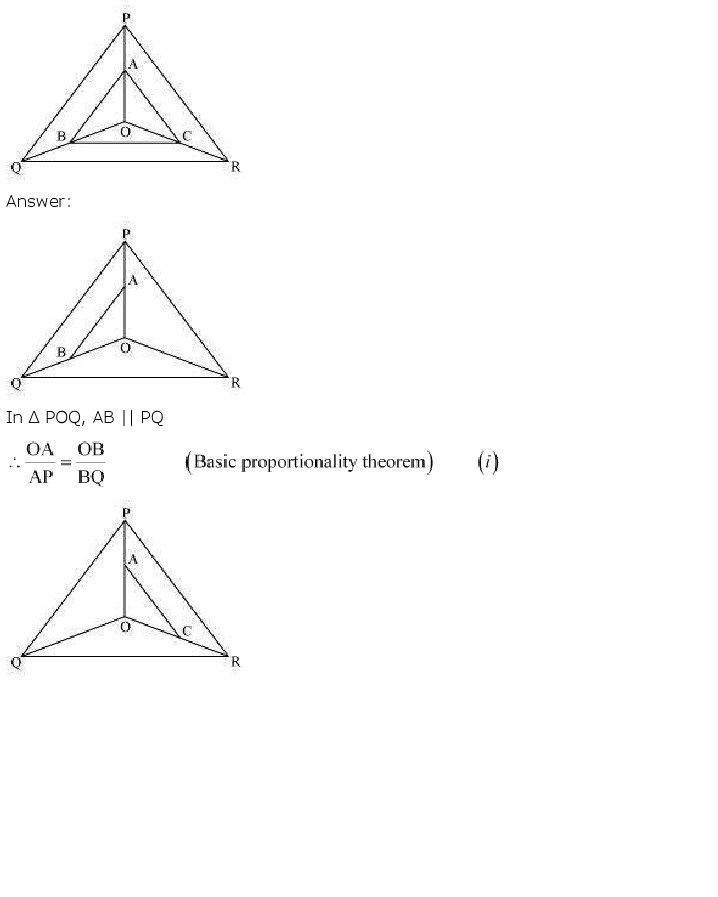 10th, Maths, Triangles 11