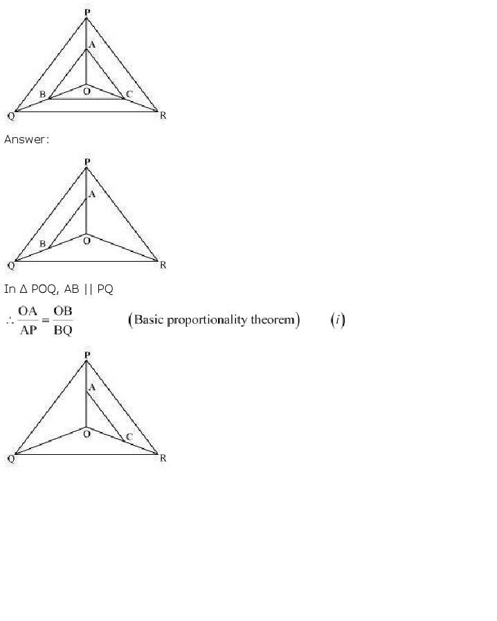 10th, Maths, Triangles 11