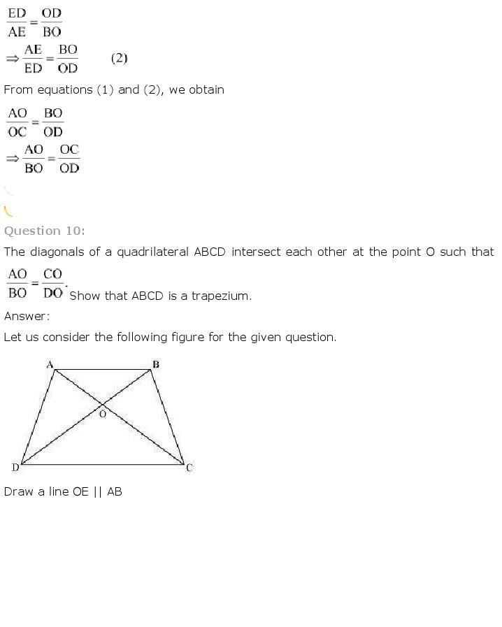 10th, Maths, Triangles 15