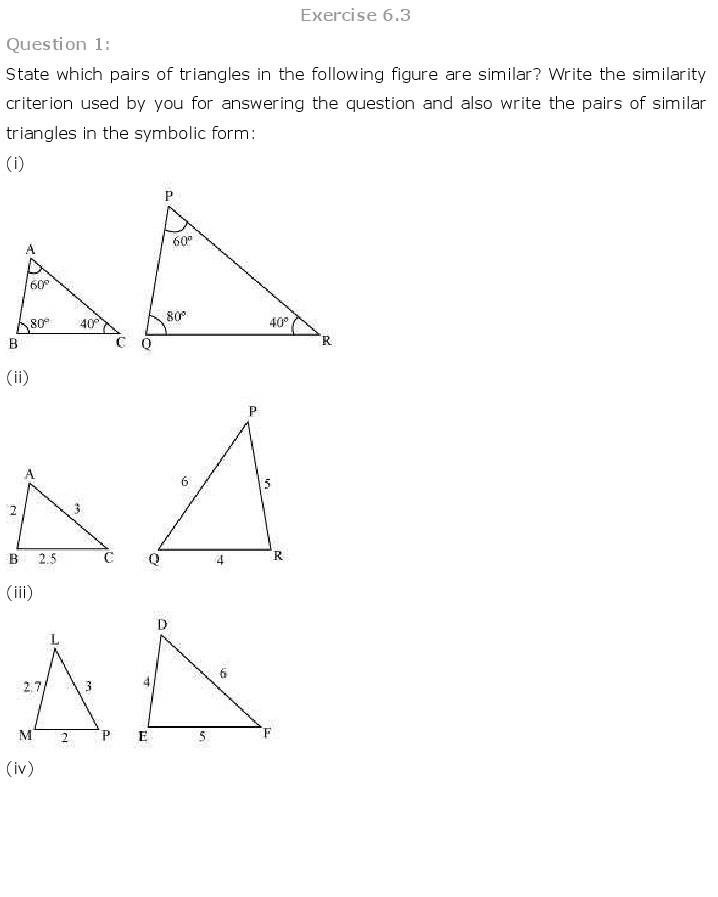 10th, Maths, Triangles 17