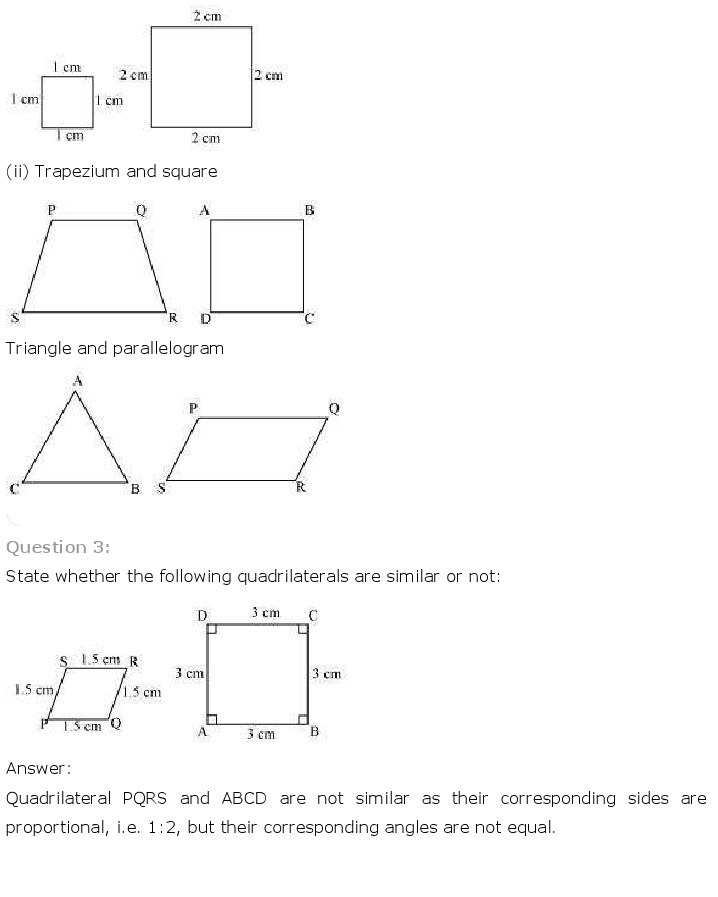 10th, Maths, Triangles 2