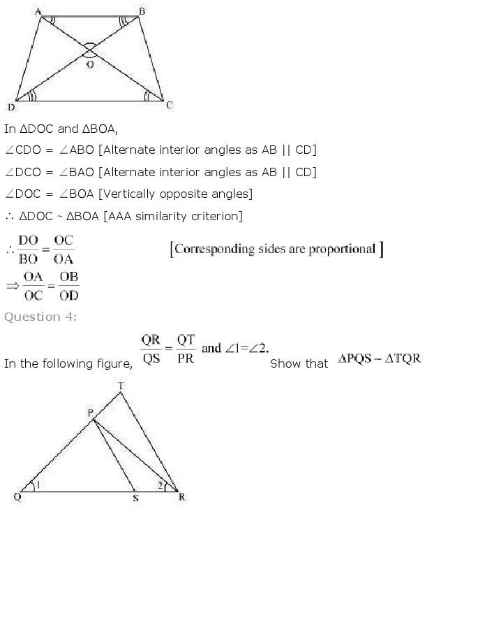 10th, Maths, Triangles 21
