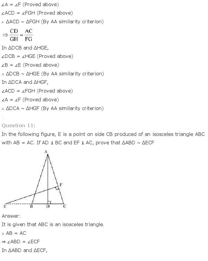 10th, Maths, Triangles 28
