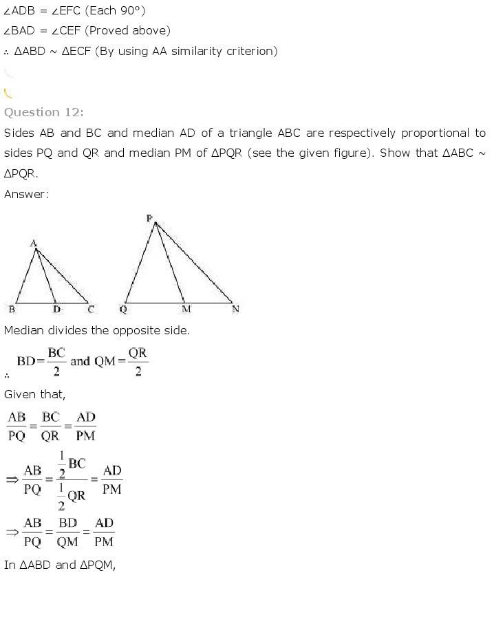 10th, Maths, Triangles 29
