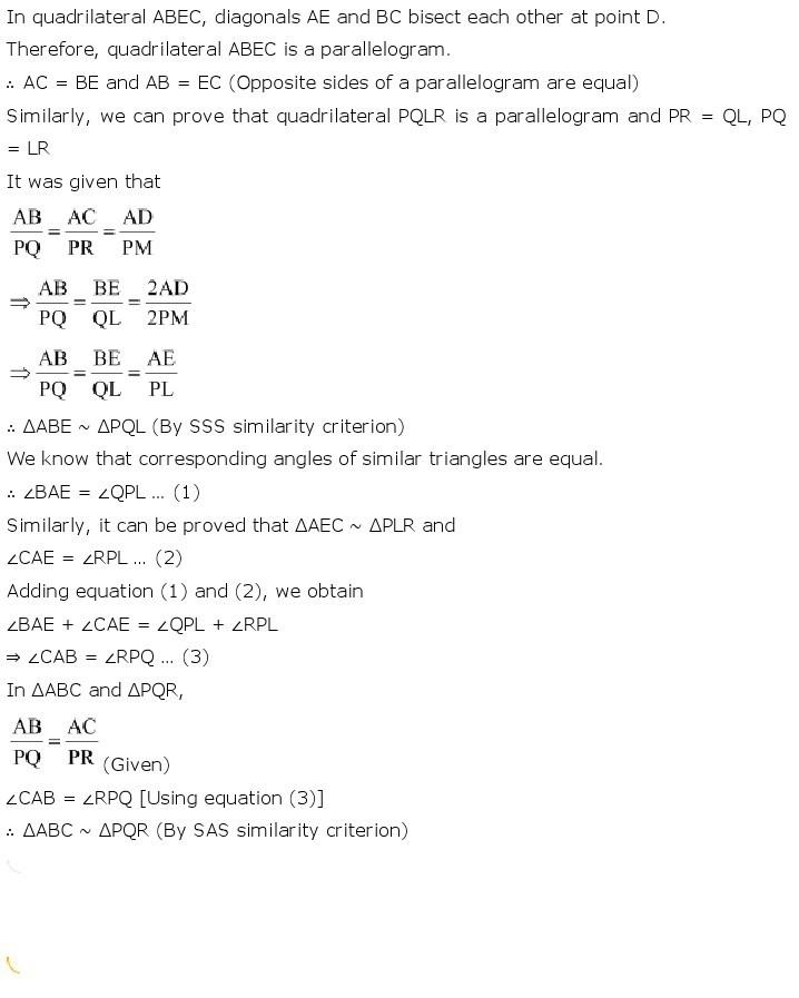 10th, Maths, Triangles 32