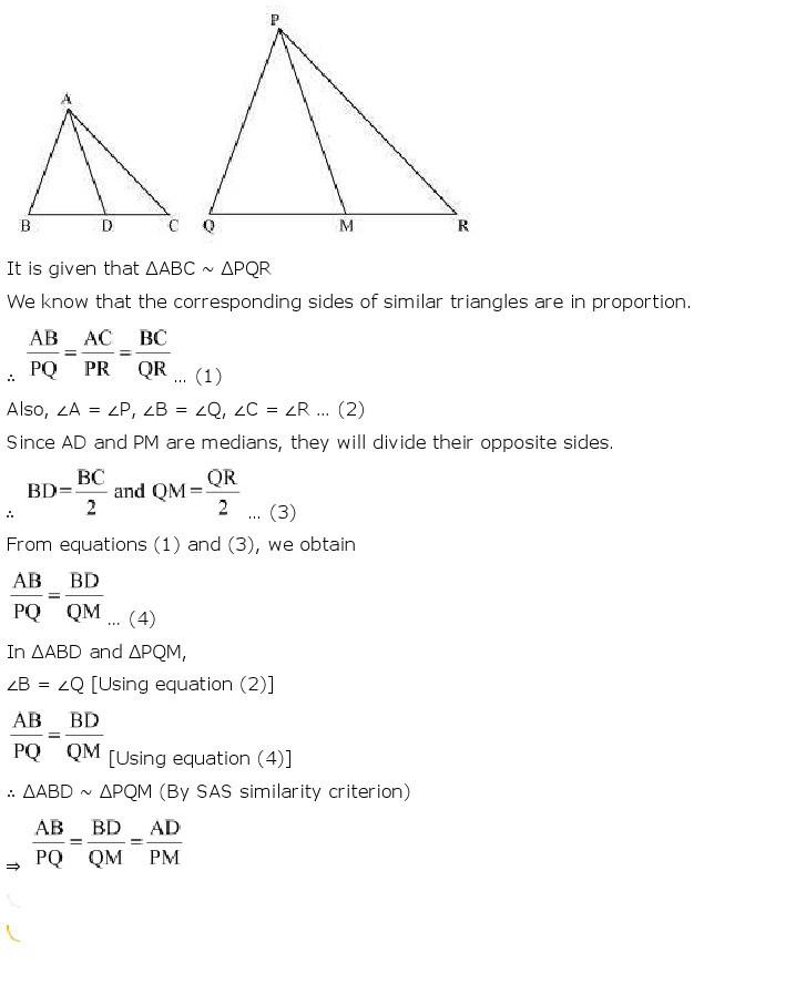 10th, Maths, Triangles 34