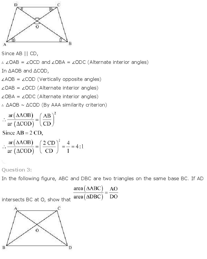 10th, Maths, Triangles 36