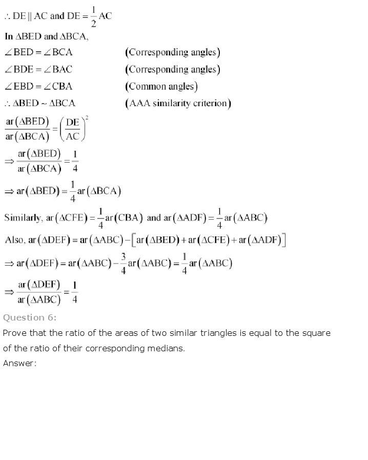 10th, Maths, Triangles 39