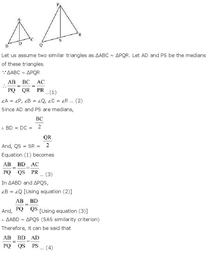 10th, Maths, Triangles 40
