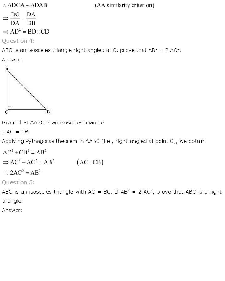 10th, Maths, Triangles 48