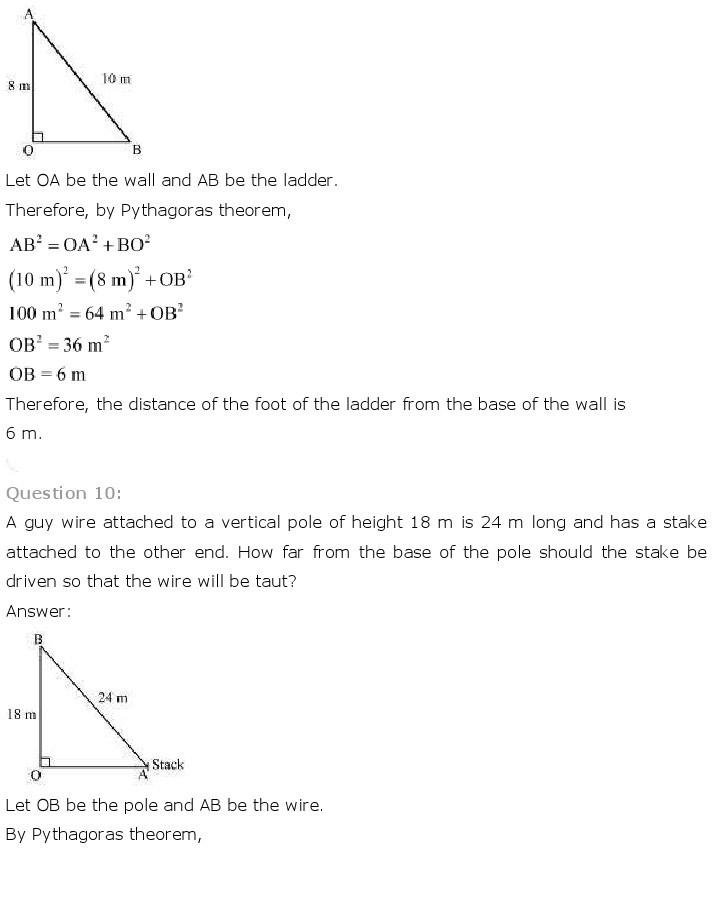 10th, Maths, Triangles 53