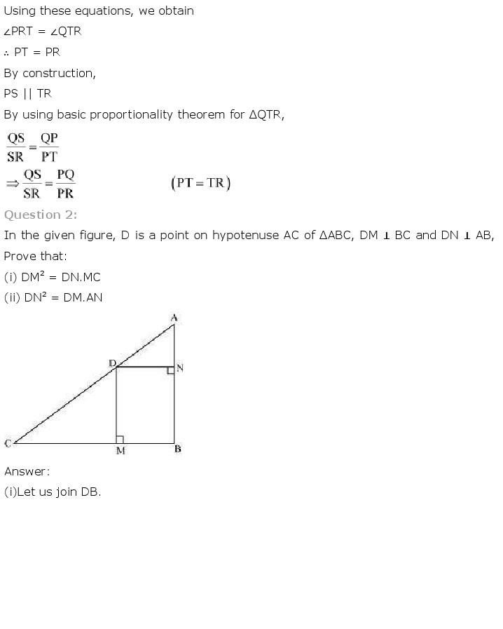 10th, Maths, Triangles 63