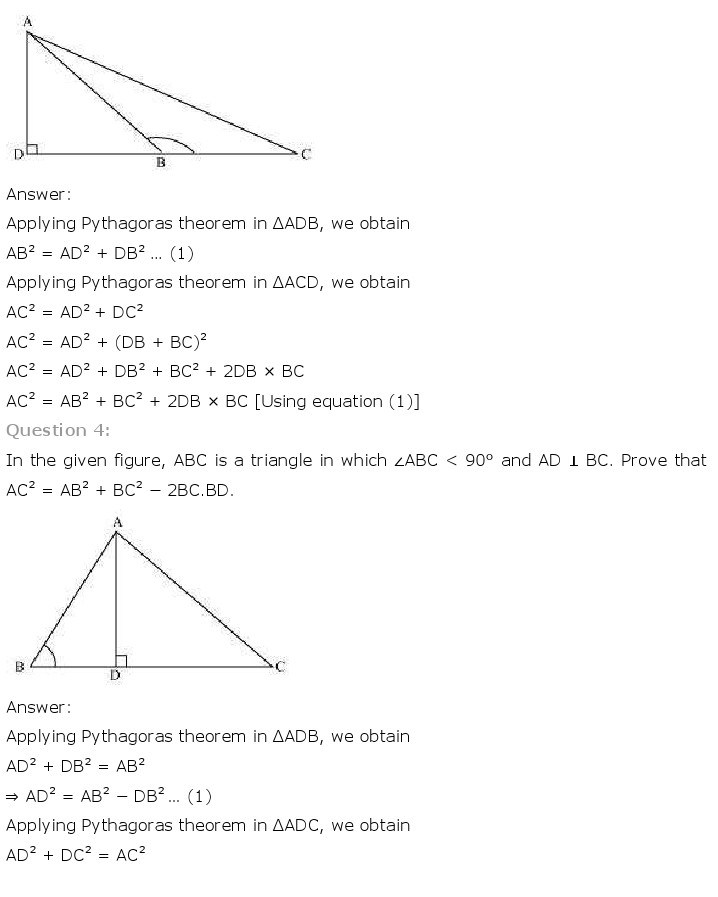10th, Maths, Triangles 66