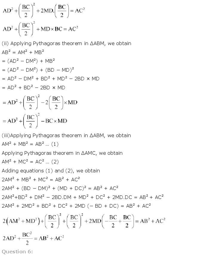 10th, Maths, Triangles 68