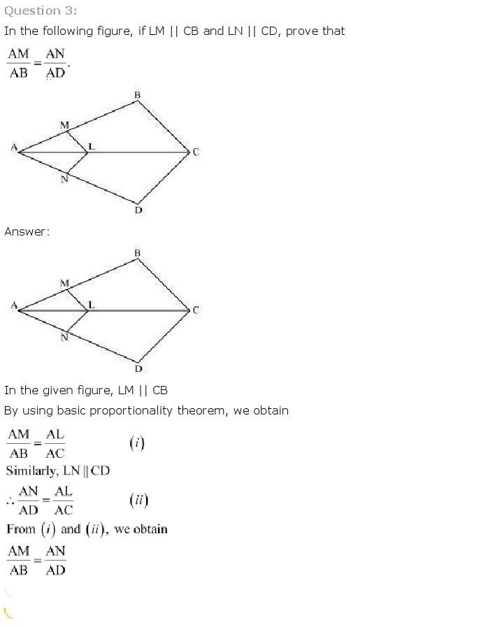 10th, Maths, Triangles 7