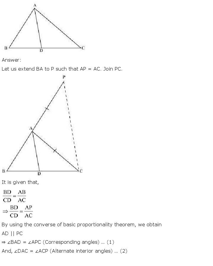10th, Maths, Triangles 73