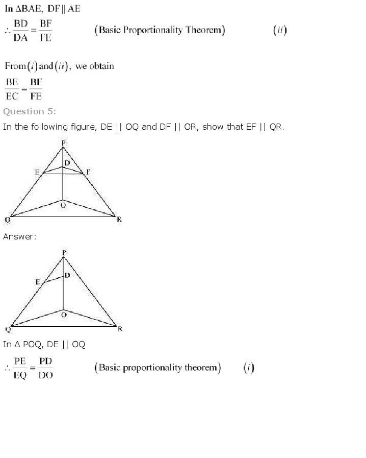 10th, Maths, Triangles 9