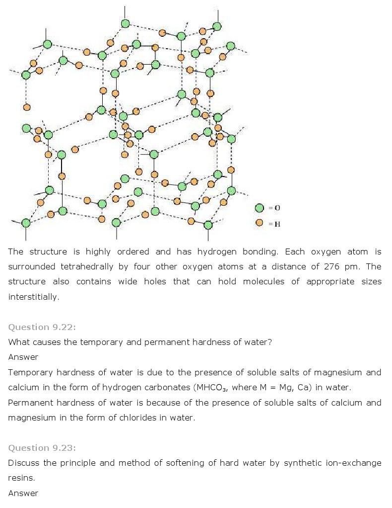 11th, Chemistry, Hydrogen 13