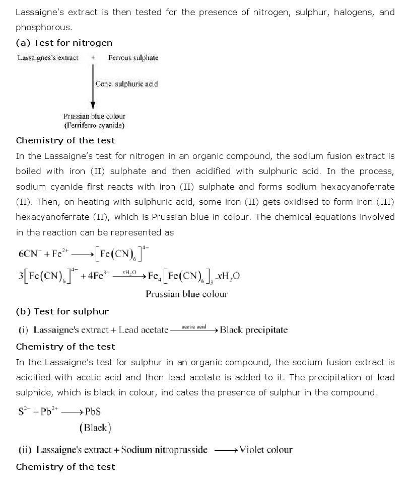 11th, Chemistry, Organic Chemistry 22