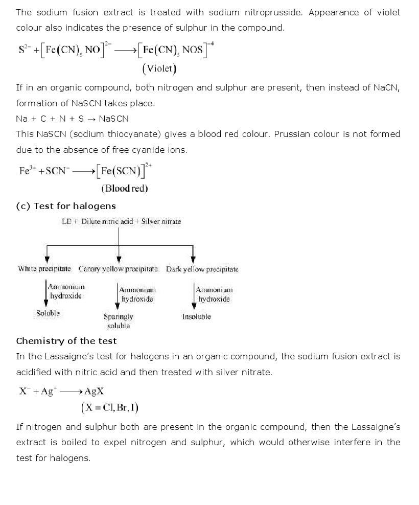 11th, Chemistry, Organic Chemistry 23