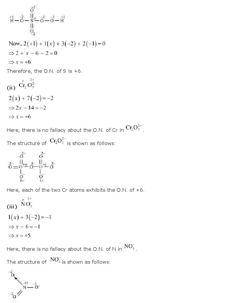 11th, Chemistry, Redox Reactions 8