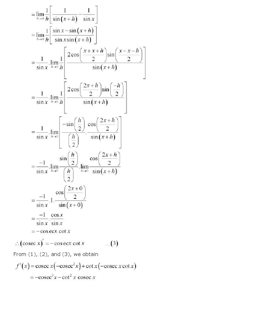 11th, Maths, Limits & Derivatives 53