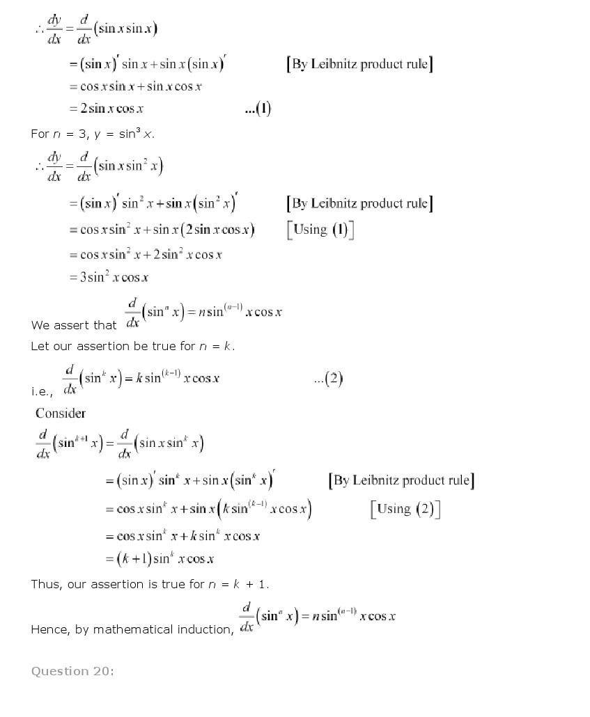 11th, Maths, Limits & Derivatives 57