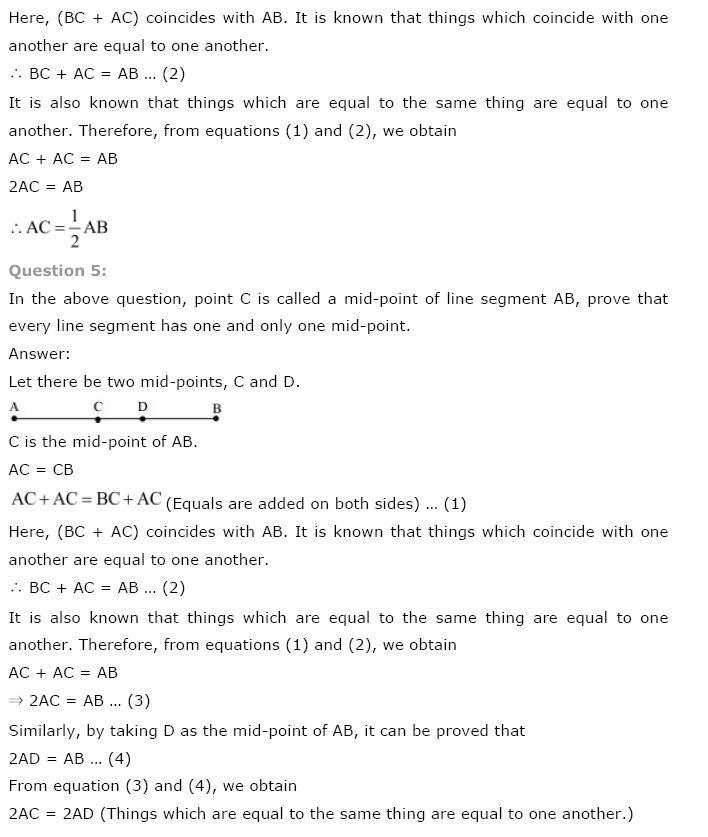 Class 9 Eluclid geometry 5