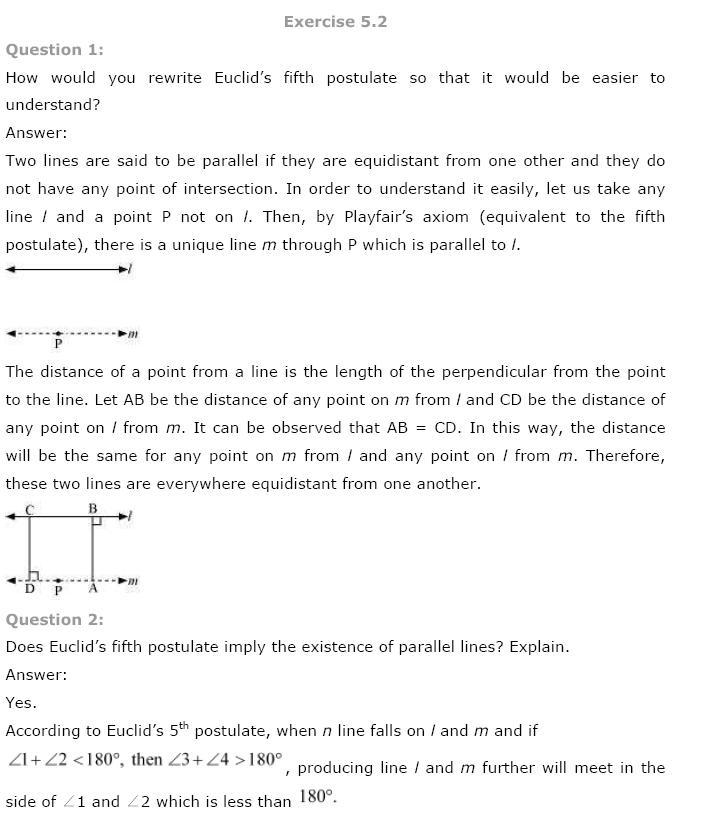 Class 9 Eluclid geometry 8