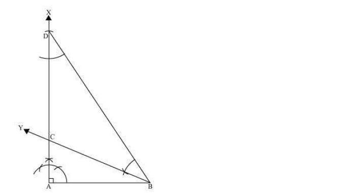 Geometric Constructions NCERT Solutions 15