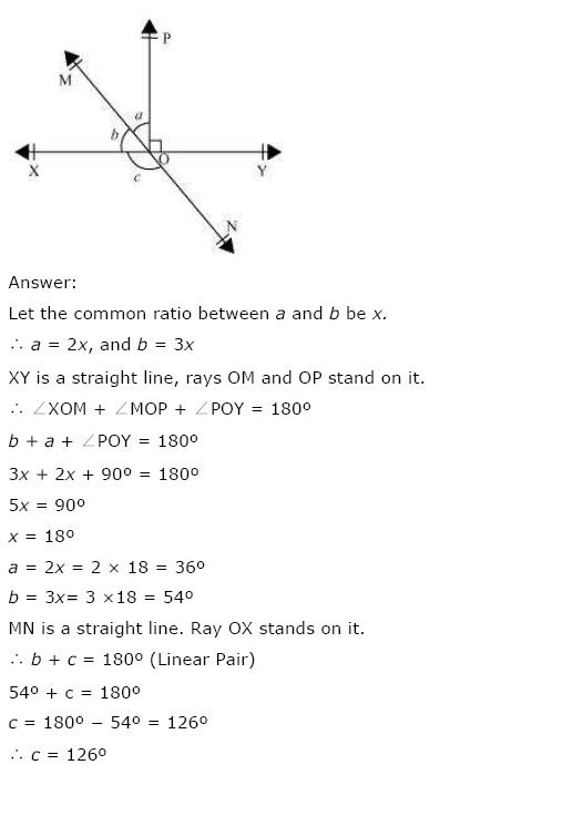 Lines And Angles NCERT Solutions 2