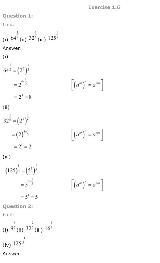 Number Systems NCERT Solutions 17