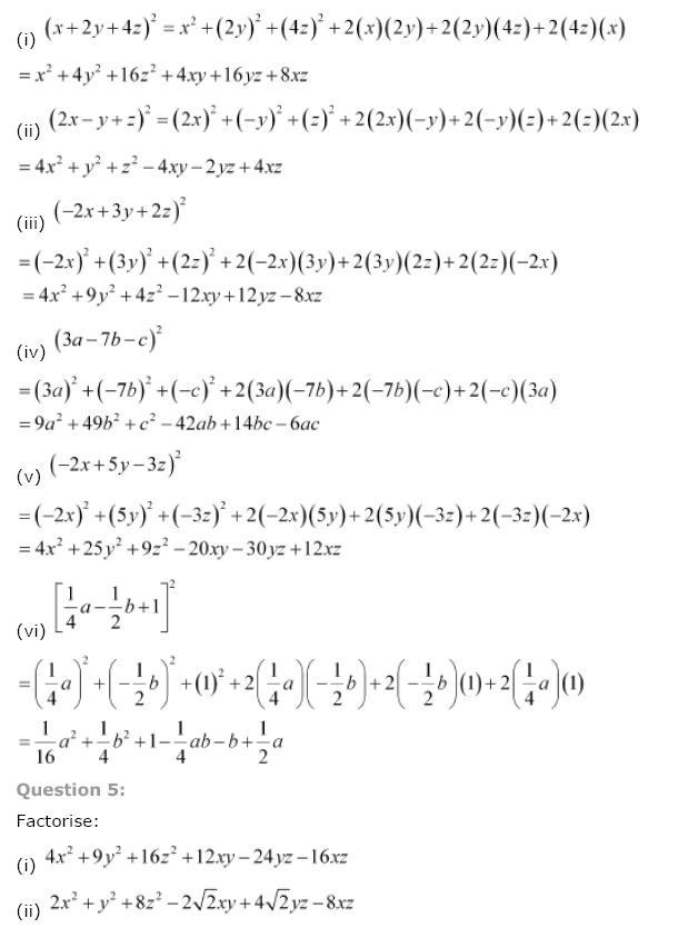 Polynomials NCERT Solutions 33