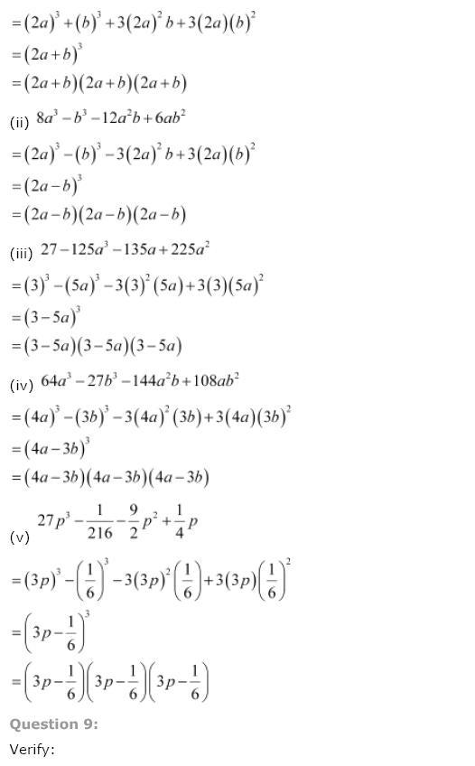 Polynomials NCERT Solutions 37