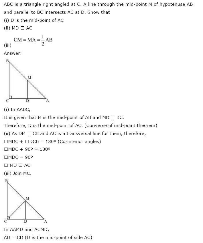 Quadrilaterals NCERT Solutions 20