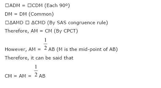 Quadrilaterals NCERT Solutions 21