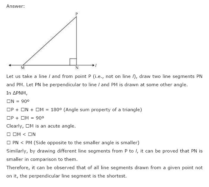 Triangles NCERT Solutions 23