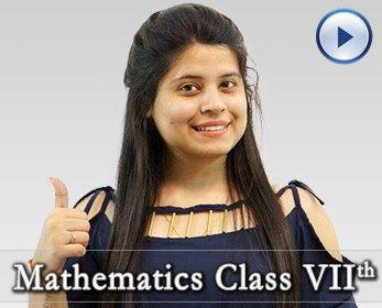 Maths Class 7th